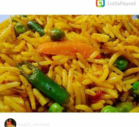 Indian Spice Blend: Vegetable Biryani Review