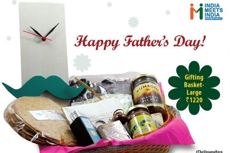 exclusive fathers day gifting basket