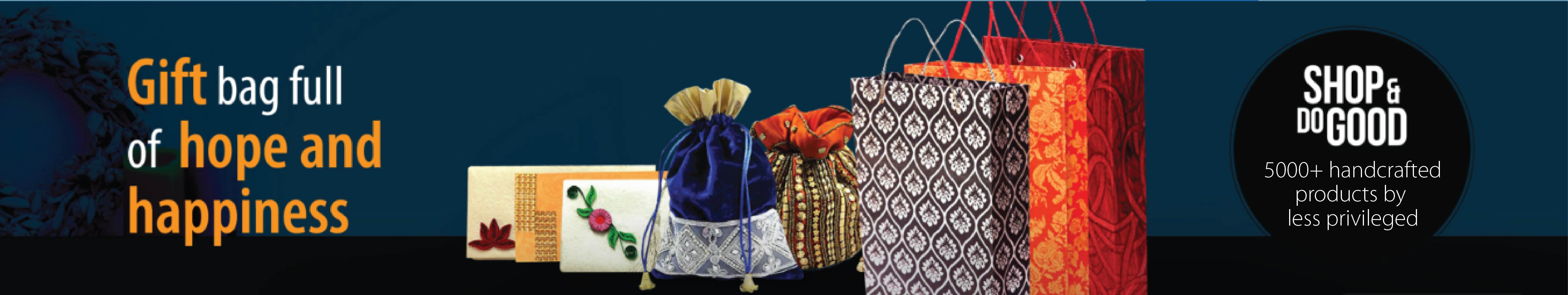 POTLI,BAGS & ENVELOPES