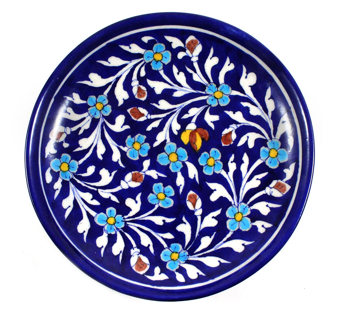 Blue Decorative Wall Plates Cool Buy Classy Blue And Light Blue Decorative Wall Art Plates 2 Decorating Design