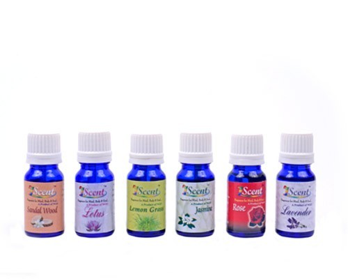 Organic Pure Essential Oil (40ml) by Intellectually Disabled in Faridabad