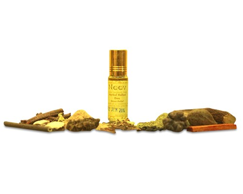 Herbal Stress Relief Roll-On Deo