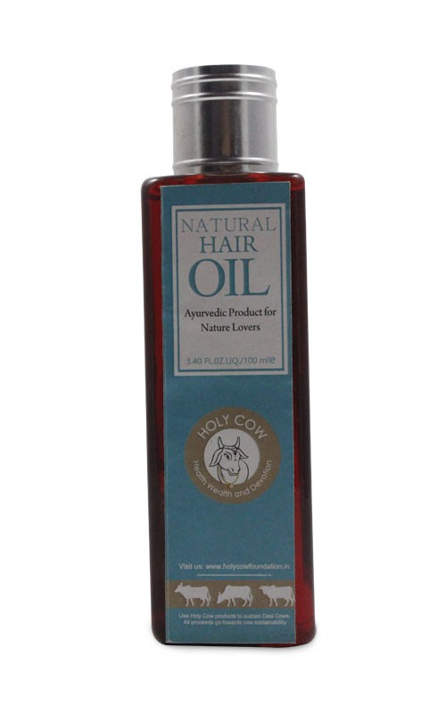 Natural Ayurvedic Hair Oil