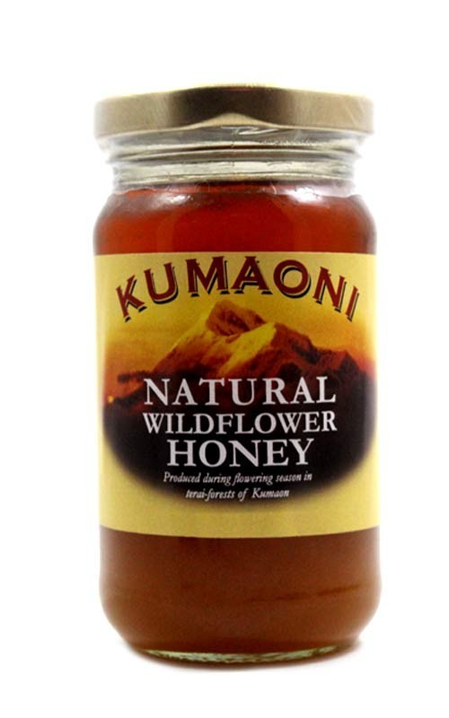 Pure Natural Real Wildflower Honey By Women Groups From Uttarakhand