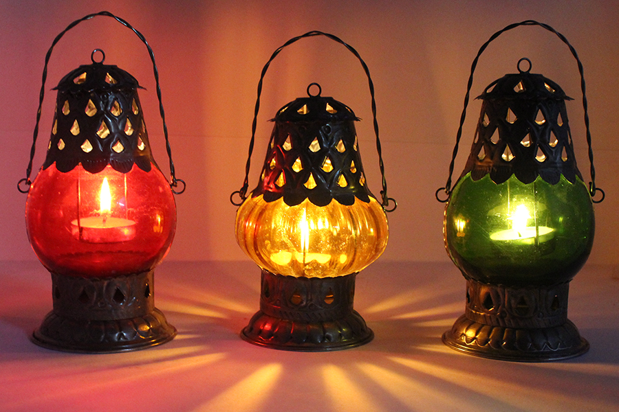 Buy Handmade Decorative Candle Lanterns Hanging Tea Light