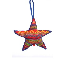 Handmade Aari Work Decorative Hanging