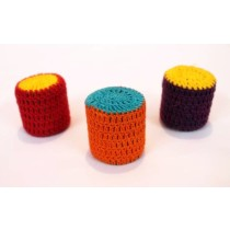 Crochet Cylindrical Paper Weights