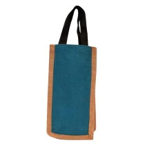 Blue & Beige Bottle Cover by Prison Inmates
