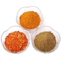 Combo Pack Of Spices (Haldi, Chilli, Dhaniya Powder) By Hill Farmers Of Uttarakhand