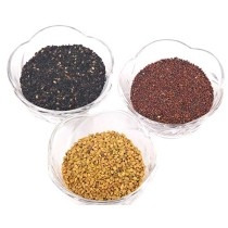 Organic Spices-Sesame Mustard Fenugreek Seeds-India Meets India