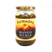 Organic Kumaoni Mango Pickle By Women From Uttarakhand
