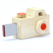 Handcrafted Camera Pendrive - 8GB