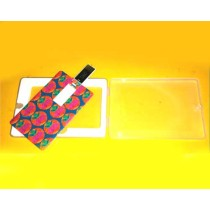 Handcrafted Colorful Lotus Print Pendrive 4 GB by Disadvantaged Women