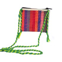 Colourful Matty Sling Bag by Adults with Autism