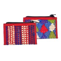 Small Zip Pouches By Adults with Autism