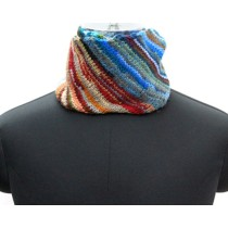 Cute Hand Knit Woollen Neck Warmer