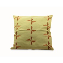 Cushion Cover with Original Phulkari Embroidery