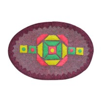 Namda Floor Mat by Manual Scavengers