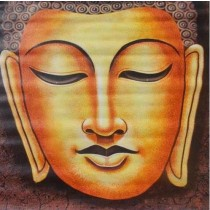 Exclusive Composed Budda Wall Hanging by Differently Abled Artist