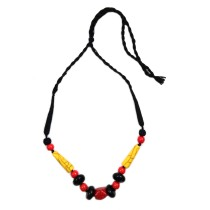 Handmade Costume Fashion Jewelry Yellow/Red/Black  (NER) by Women Groups