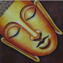 Classy Buddha Trance Wall Hanging by Differently Abled Artist