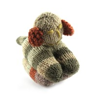 Exclusive Hand Knitted Toy Cat by Women artisans of Uttrakhand