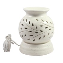 Electric Aroma Oil Burner & Tea Light Lamp