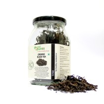 100% Organic Black Tea Assam Full Leaf by Women SHGs