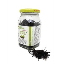 100% Organic Assam Green Tea Long Leaf by Women SHGs