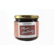 Kilmora Natural Fresh Plum Chutney By Hill Farmers