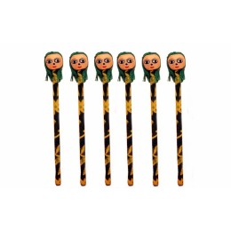 Doll Head Pencils