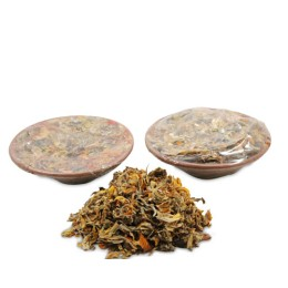 Dried Flowers Herbal Gulaal by Intellectually Challenged