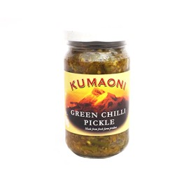 Kumaoni Green Chilli Pickle