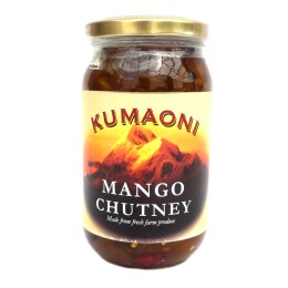 Natural Organic Mango Chutney By Women Groups From Uttarakhand