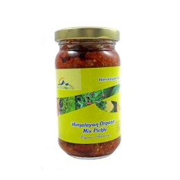 Organic Mix Pickle