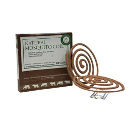 Natural Mosquito Coil