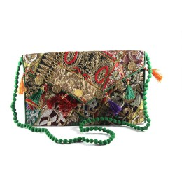 Classy handamde ethnic sling bag by Artisans from Gujarat
