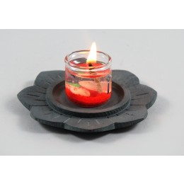 Beautiful Tea Light Holder And Incense Stick Stand by Artisans from Agra