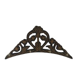 India Meets India Handicraft Wall Key Hook Coat Hanger Key Rack Organizer. Best Gifting Made By Awarded Indian Artisan