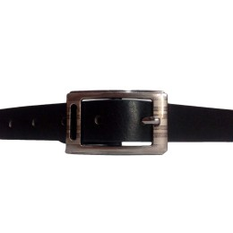 """India Meets India Handicraft Men's Leather Belt 34"""" Inch, Leather Belt, Dress Belt, Best Gifting, Made By Awarded Indian Artisan"""