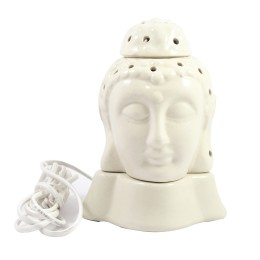 Gautama Buddha Electric Aroma Oil Burner & Tea Light Lamp