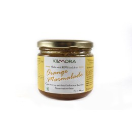 Kilmora Tasty Orange Marmalade With Orange Pulp By Hill Farmers