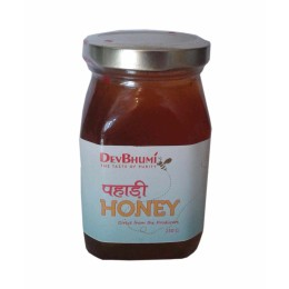 Real No Sugar Multi Flower Honey by Hill Farmers