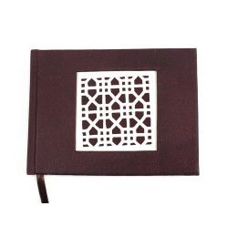 Exclusive Handmade Maroon Executive Personal Small Diary by Women SHGs