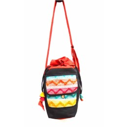 Color Splash Back Pack by Disadvantaged Youth & Women