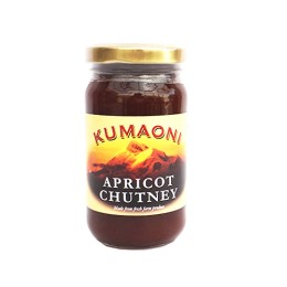 Natural Apricot Chutney By Hill Farmers of Uttrakhand