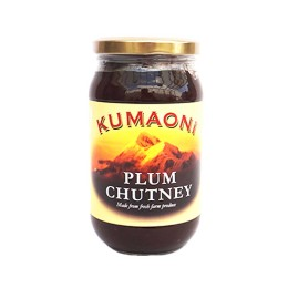 Real Plum Chutney By Hill Farmers of Uttrakhand