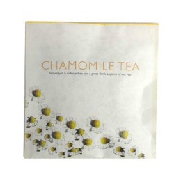 Pure Natural Chamomile Tea Bags By Women Groups From Uttarakhand
