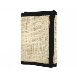 Cloth Wallet with Multiple Pockets by Women from Urban slums