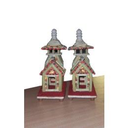 Bamboo Temple  supporting rural Himalayan communities